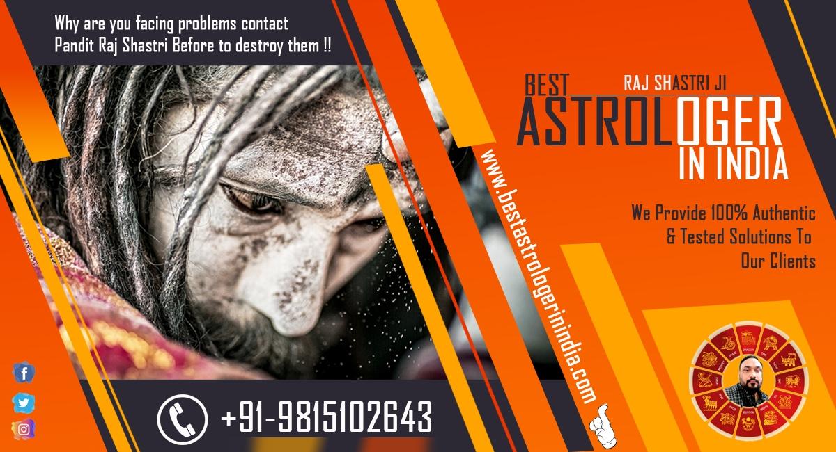 Best Astrologer in India (@astroraj786) Cover Image