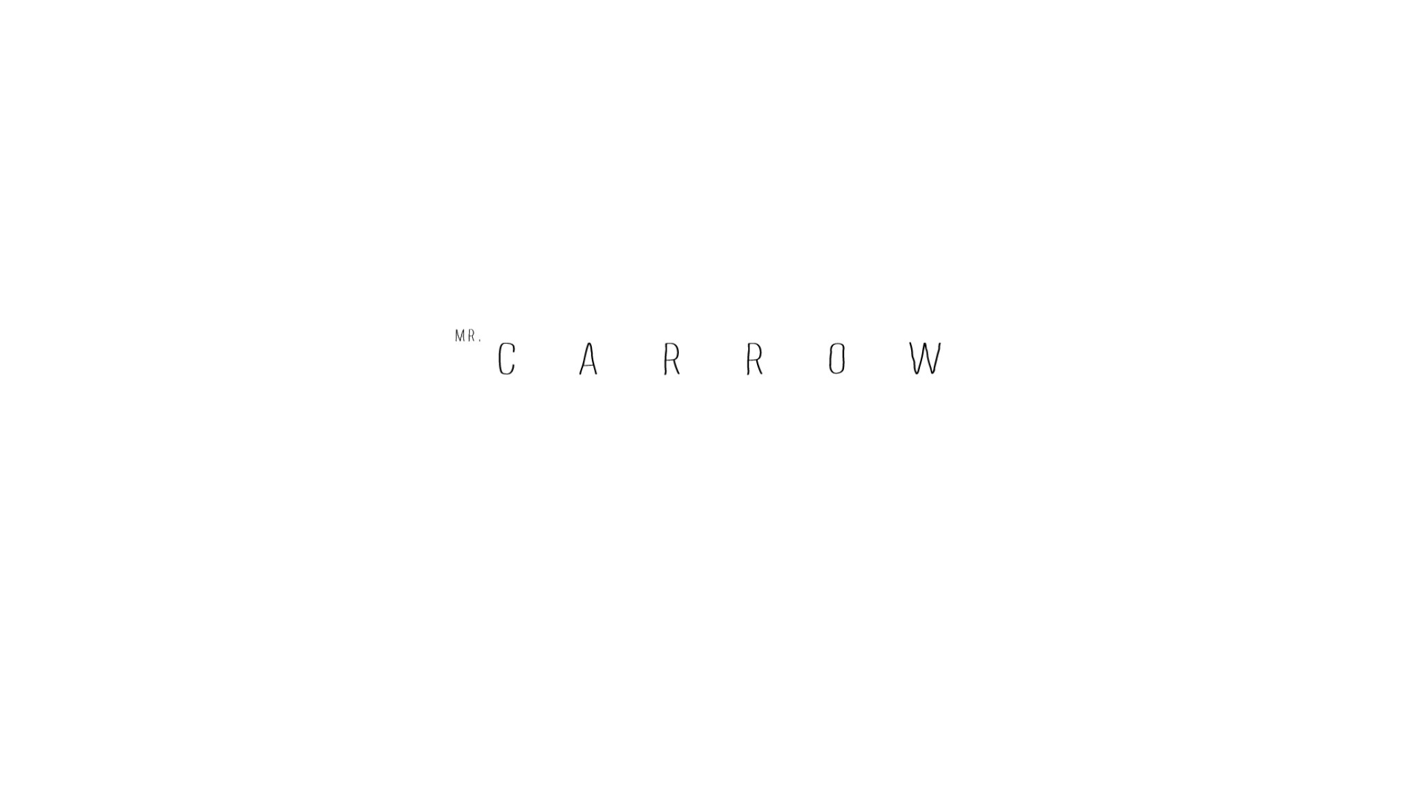 Mr. Carrow (@mr-carrow) Cover Image