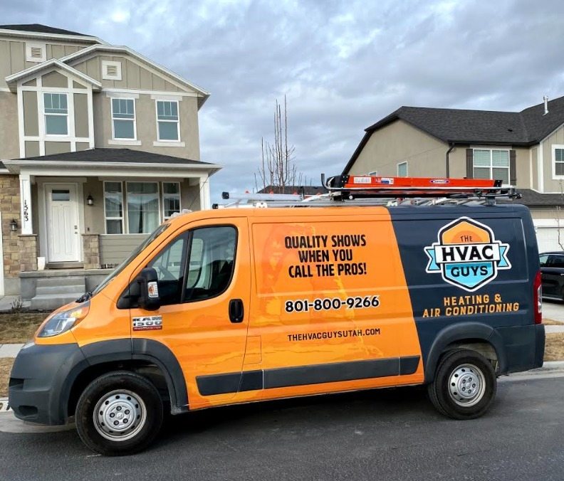 The HVAC Guys (@thehvacguysutah) Cover Image
