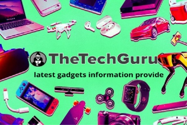 The Tech Guru (@thetechguru) Cover Image