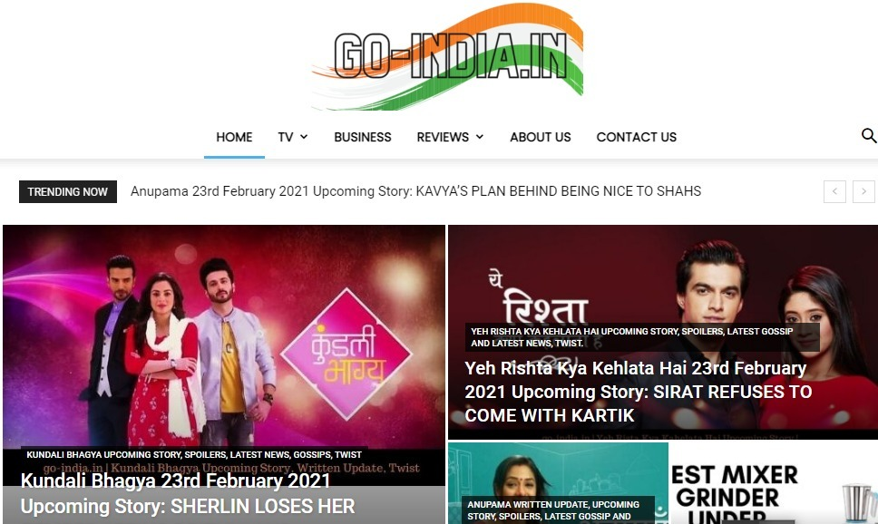 (@goindia) Cover Image