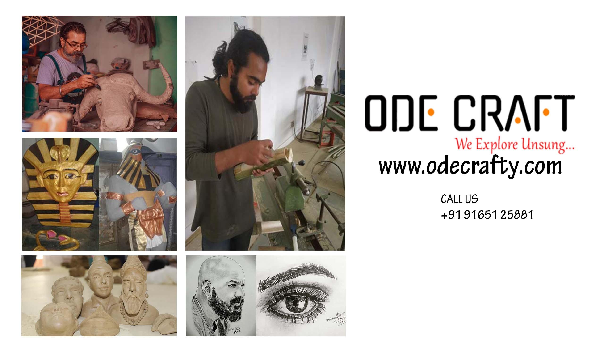Ode Craft (@odecraft) Cover Image