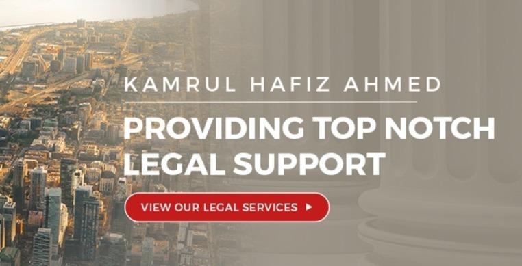 Ahmed Kamrul Hafiz Law Office (@kamrullaw) Cover Image