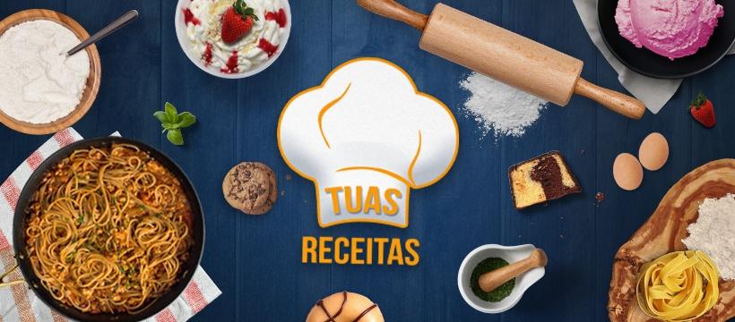 Tuas Receitas (@tuasreceitas) Cover Image