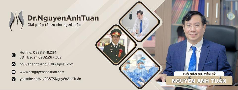PGS.TS.BS Nguyễn Anh Tuấn (@drnguyenanhtuan) Cover Image