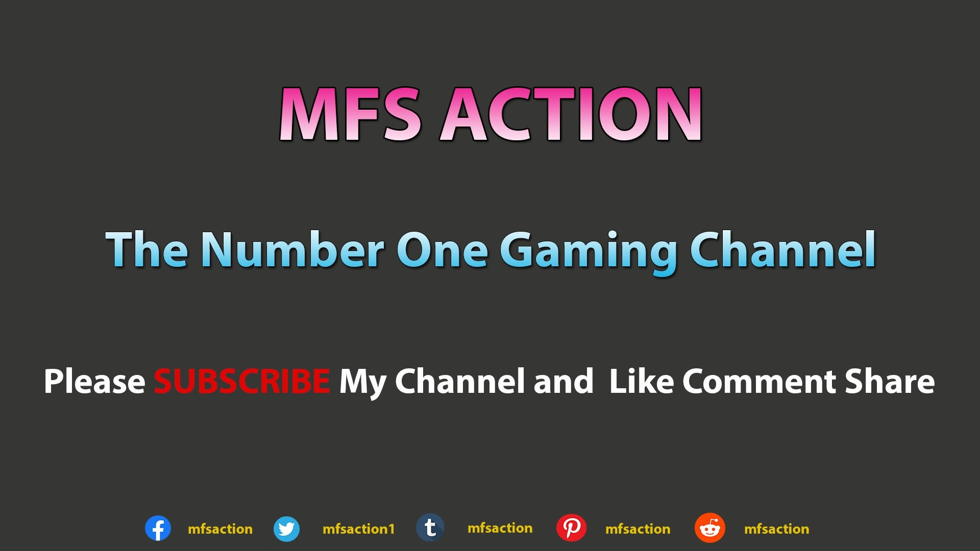 MFS ACTION (@mfsaction) Cover Image