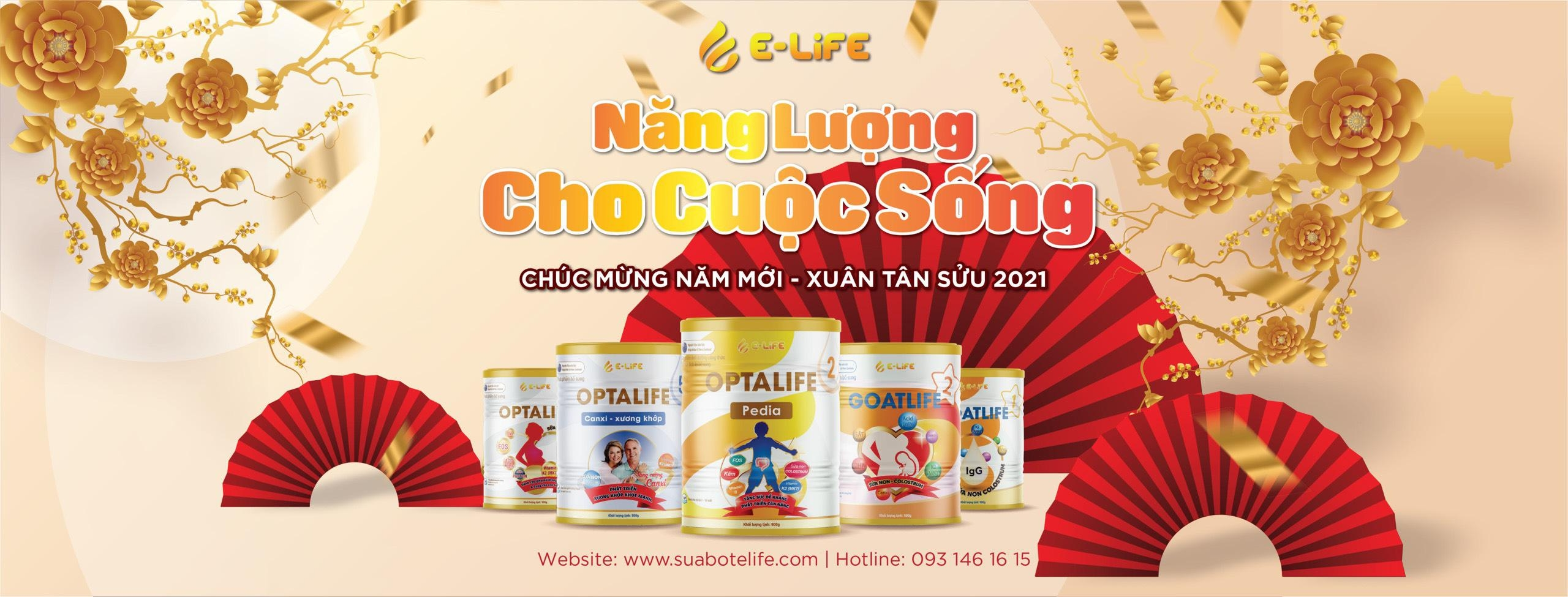 Công Ty TNHH Sữa Quốc Tế Elife (@suaquocteelife) Cover Image