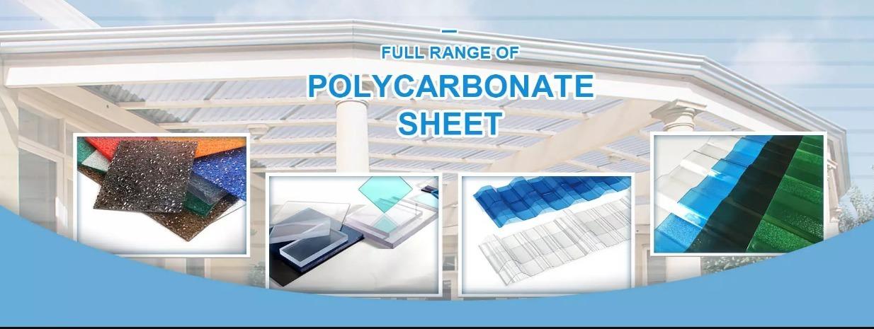 Solid Polycarbonate Sheet, Pc Sheet - Tononpolycarbonate.com