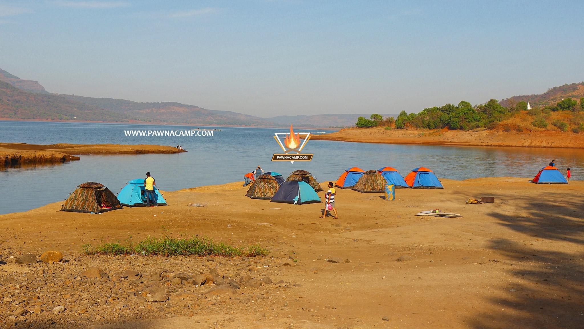 Pawna lake camping (@pawnacamp) Cover Image