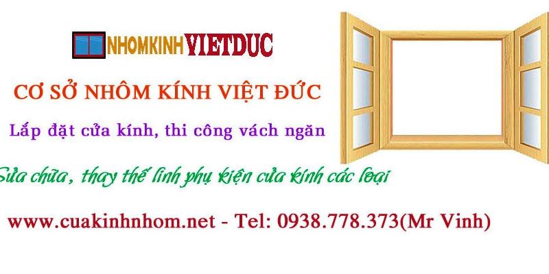 Cửa nhôm Việt Đức (@cuanhomvietduc) Cover Image
