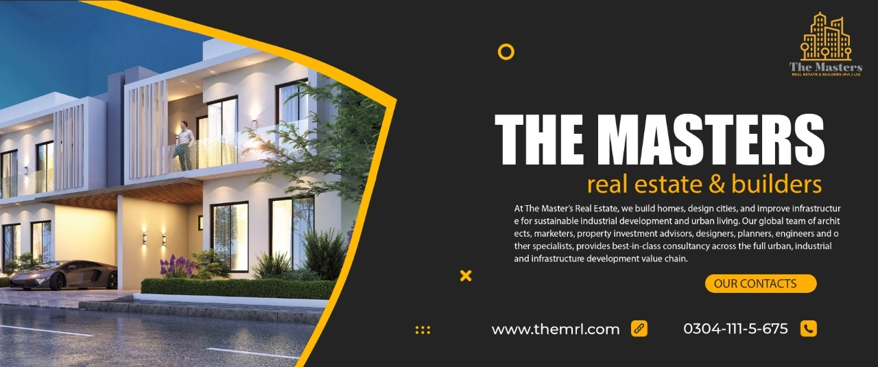 The Masters Real Estate (@themasterrealestate) Cover Image