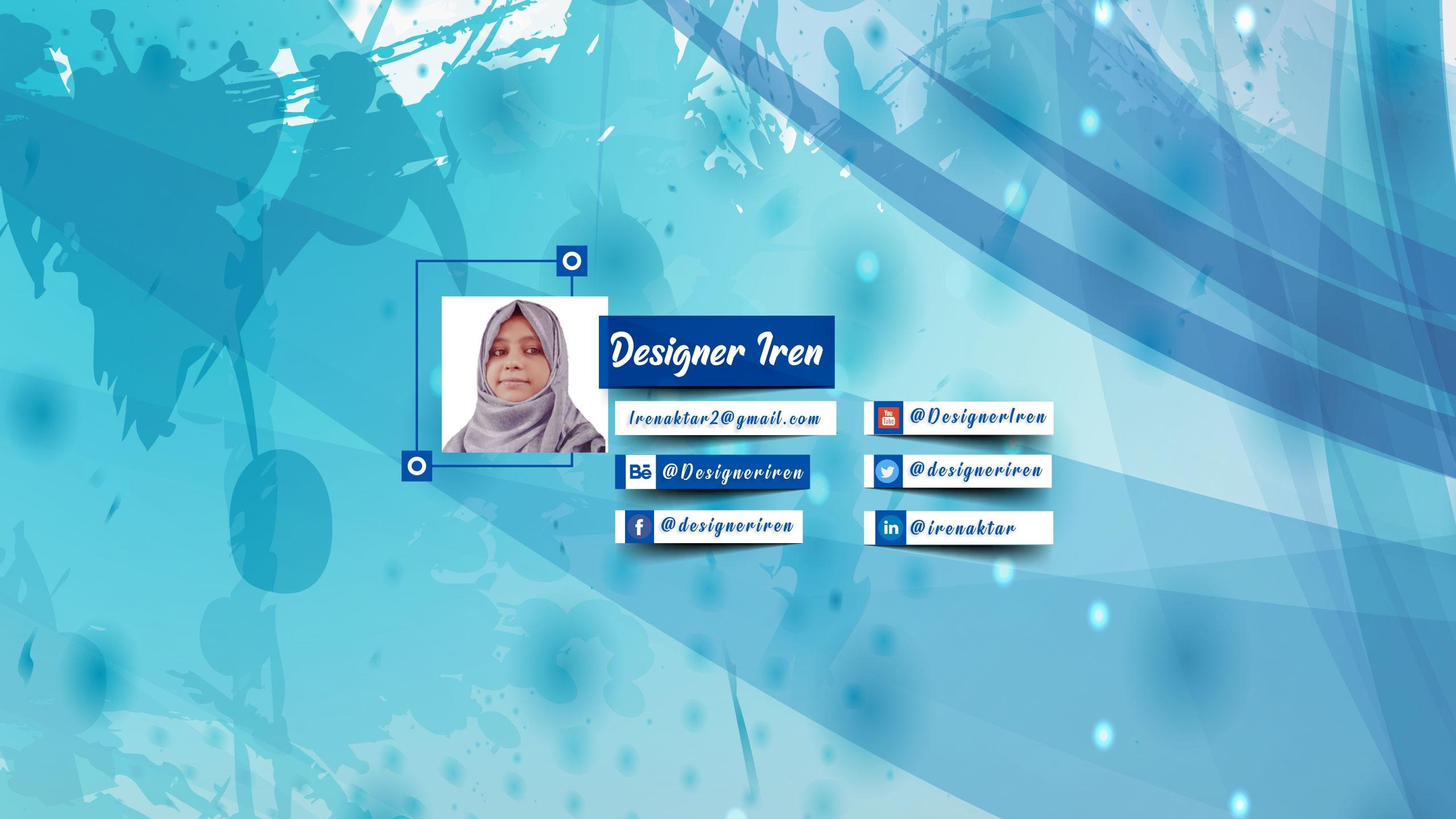 DesignerIren (@designeriren) Cover Image