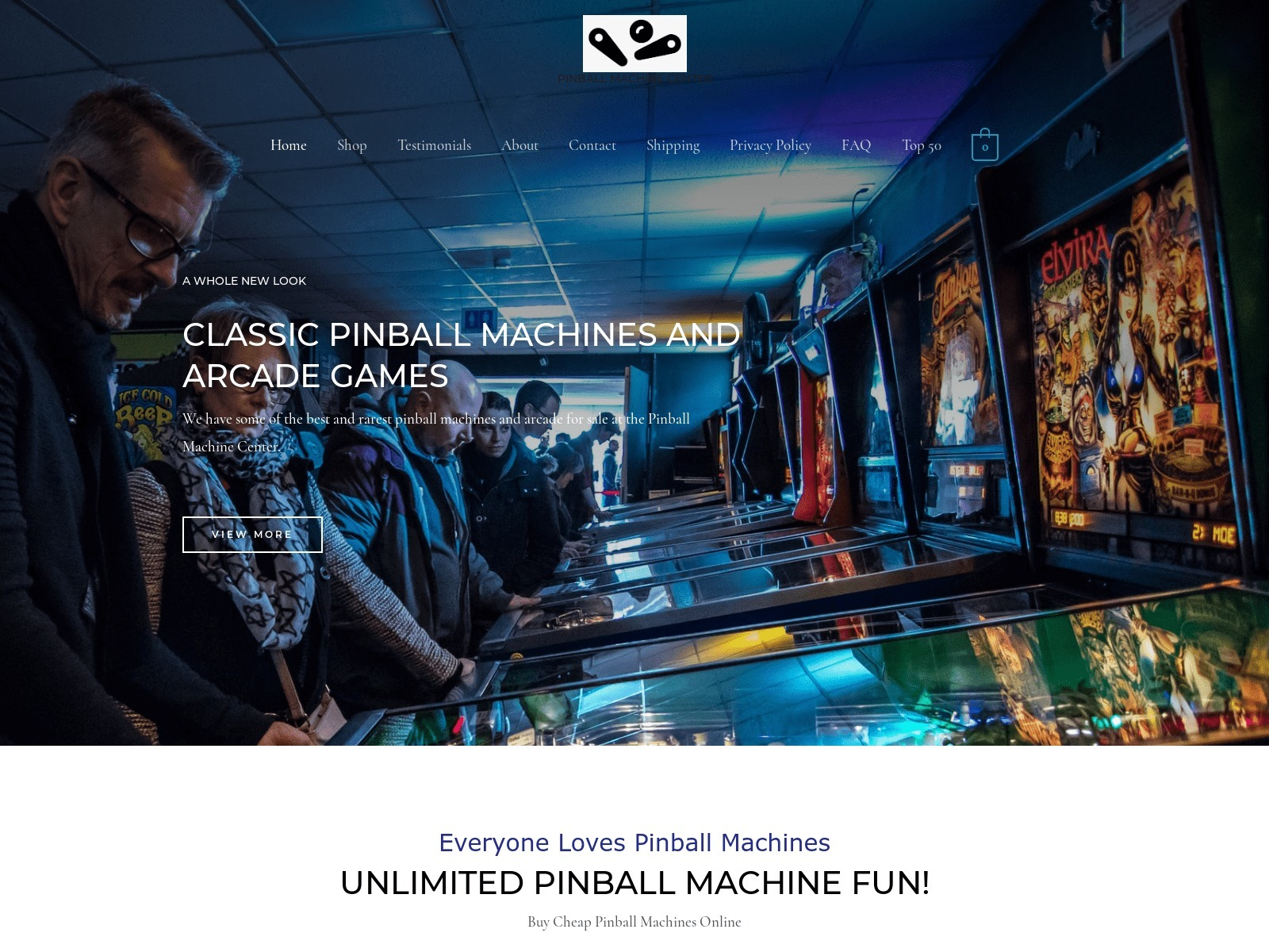 Worldwide Arcade Game Machines For Sale  (@pinballmachine) Cover Image