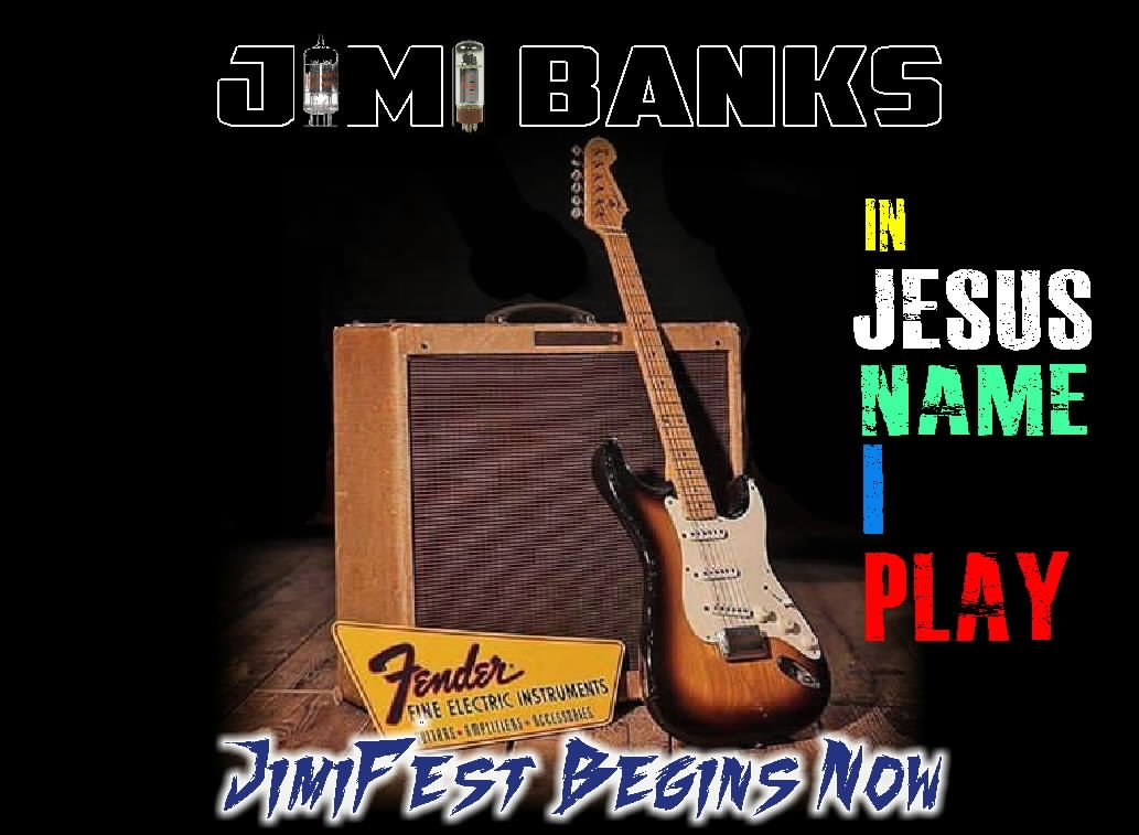 (@jimibanks) Cover Image