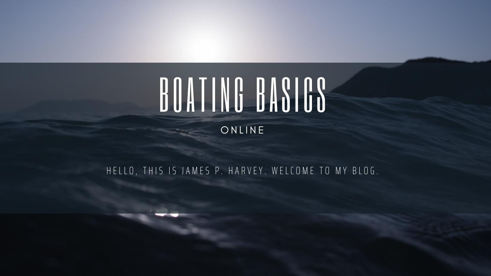 Boating Basic (@boatingbasics) Cover Image