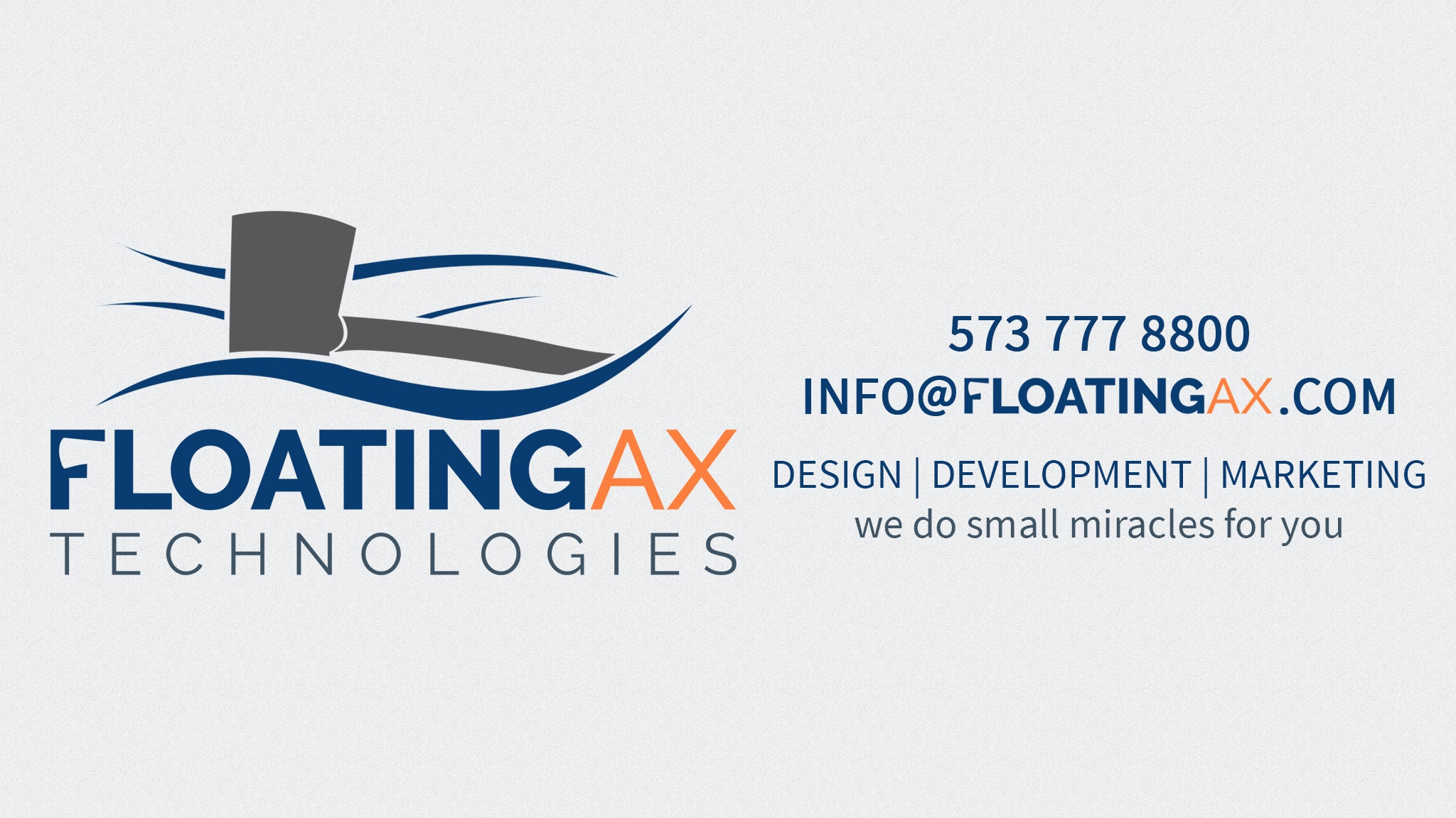 Floating Ax Technologies (@floatingax) Cover Image