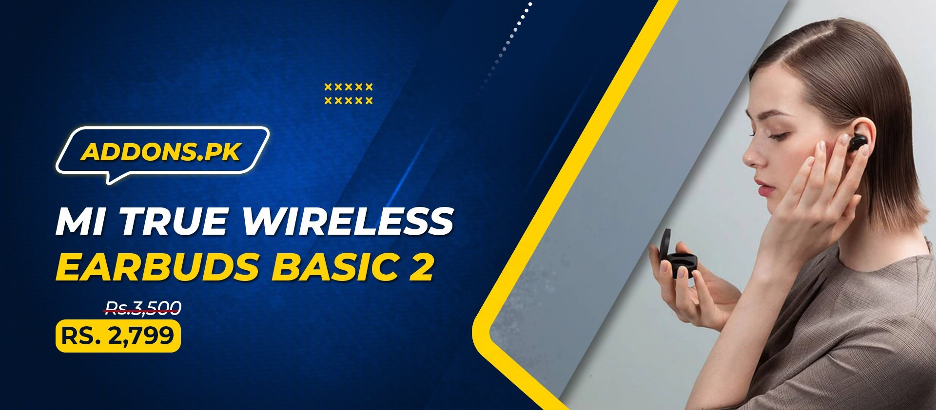 Wireless Earbuds Price In Pakistan (@addonsseo) Cover Image