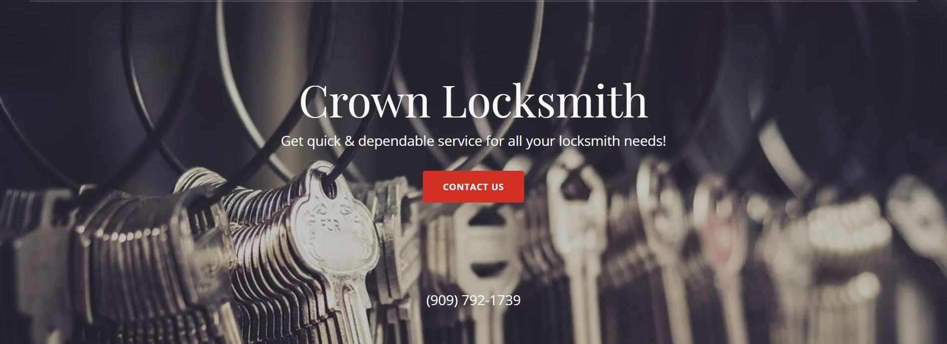 Crown Locksmith Servi (@crownlocksmithservices) Cover Image