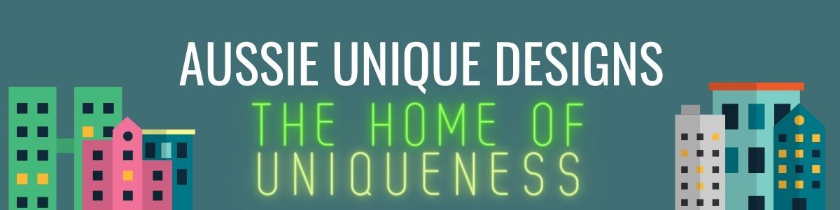 Aussie Unique  (@aussieuniquedesigns) Cover Image