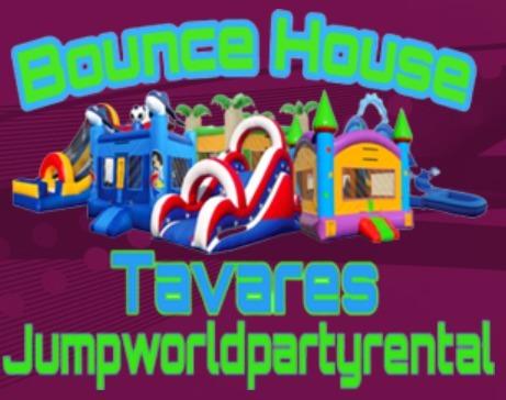 Bounce House Tavares Jumpworld Party Rental (@bouncehousetavares) Cover Image