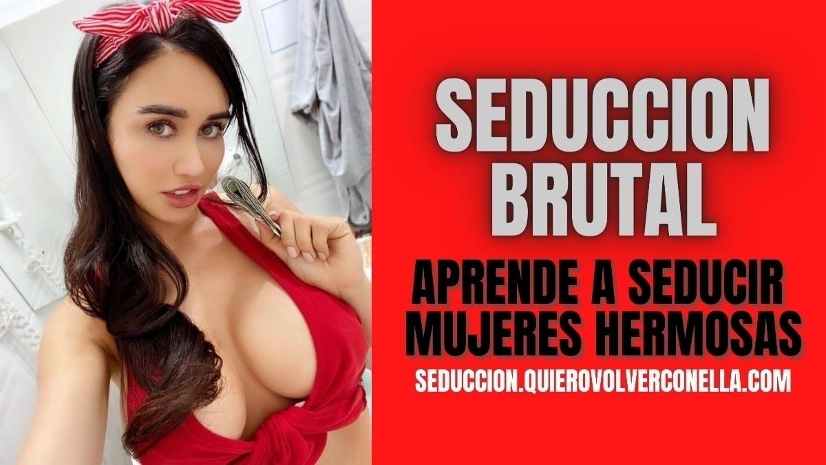 Como Hacer Que Una Mujer Se Enamore De Ti (@seduccionbrutal) Cover Image