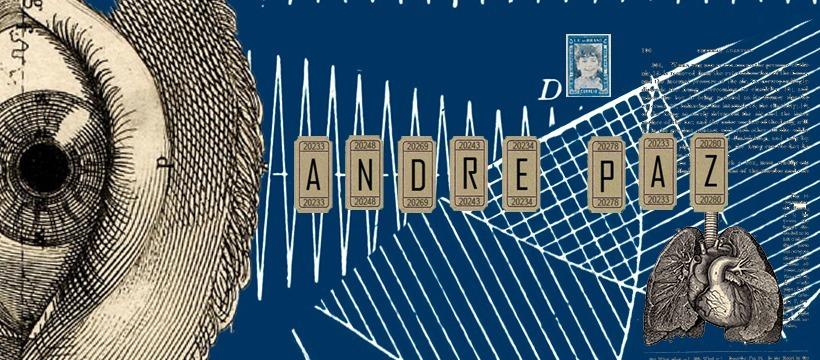 André Paz (@andrepazmusica) Cover Image