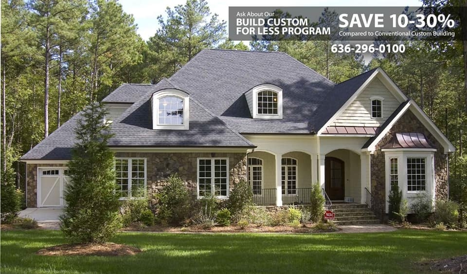 Home Source Custom Home (@homesourcestl) Cover Image