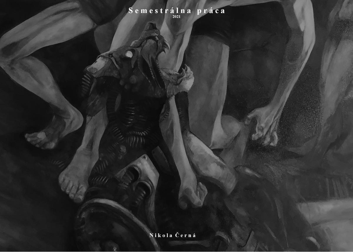 Nikola Cerna  (@nikolcernaart) Cover Image