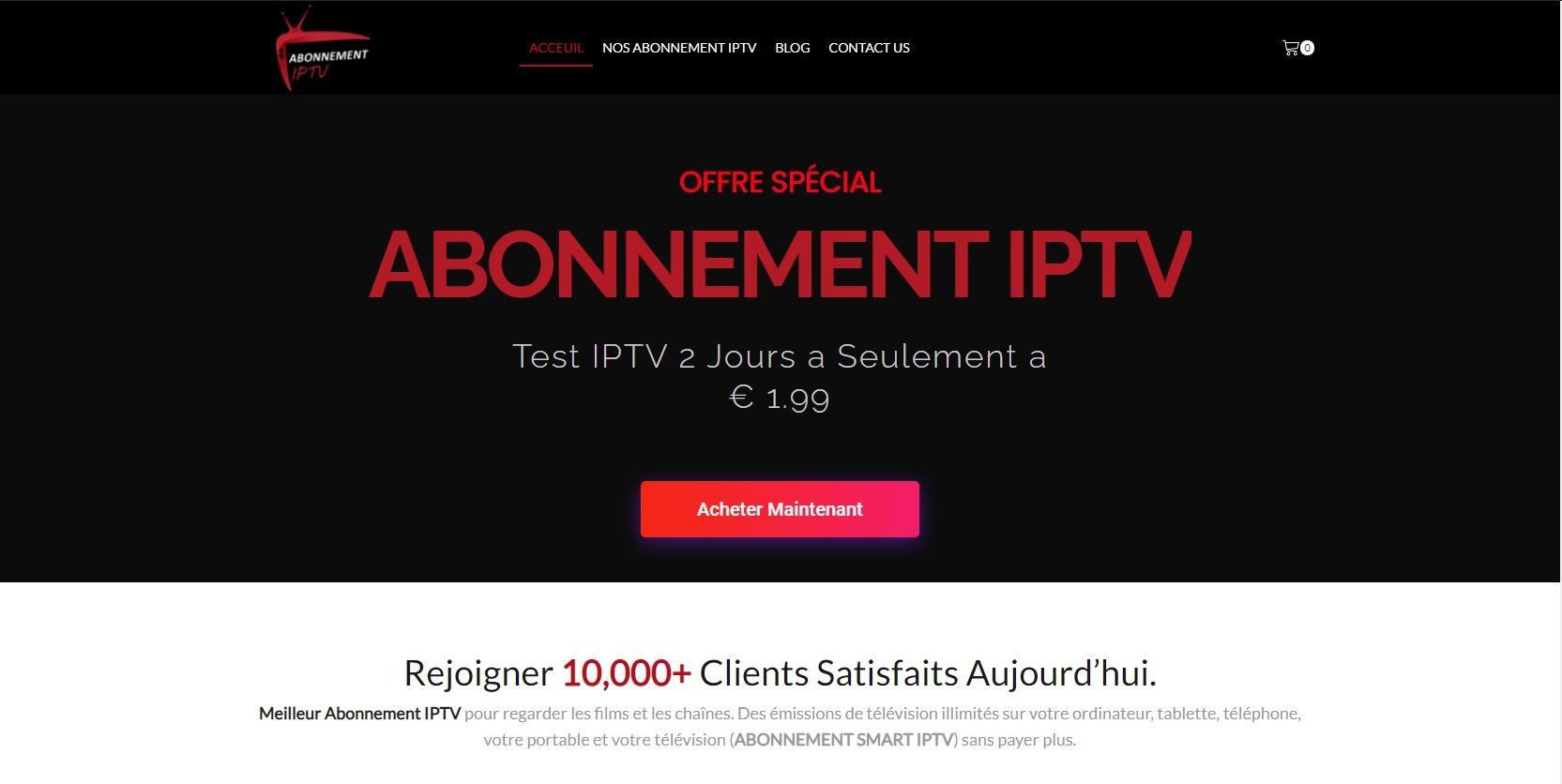 aksil (@abonnement-iptv) Cover Image