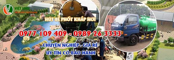 Hút Bể Phốt Việt Linh  (@hutbephot33vl) Cover Image
