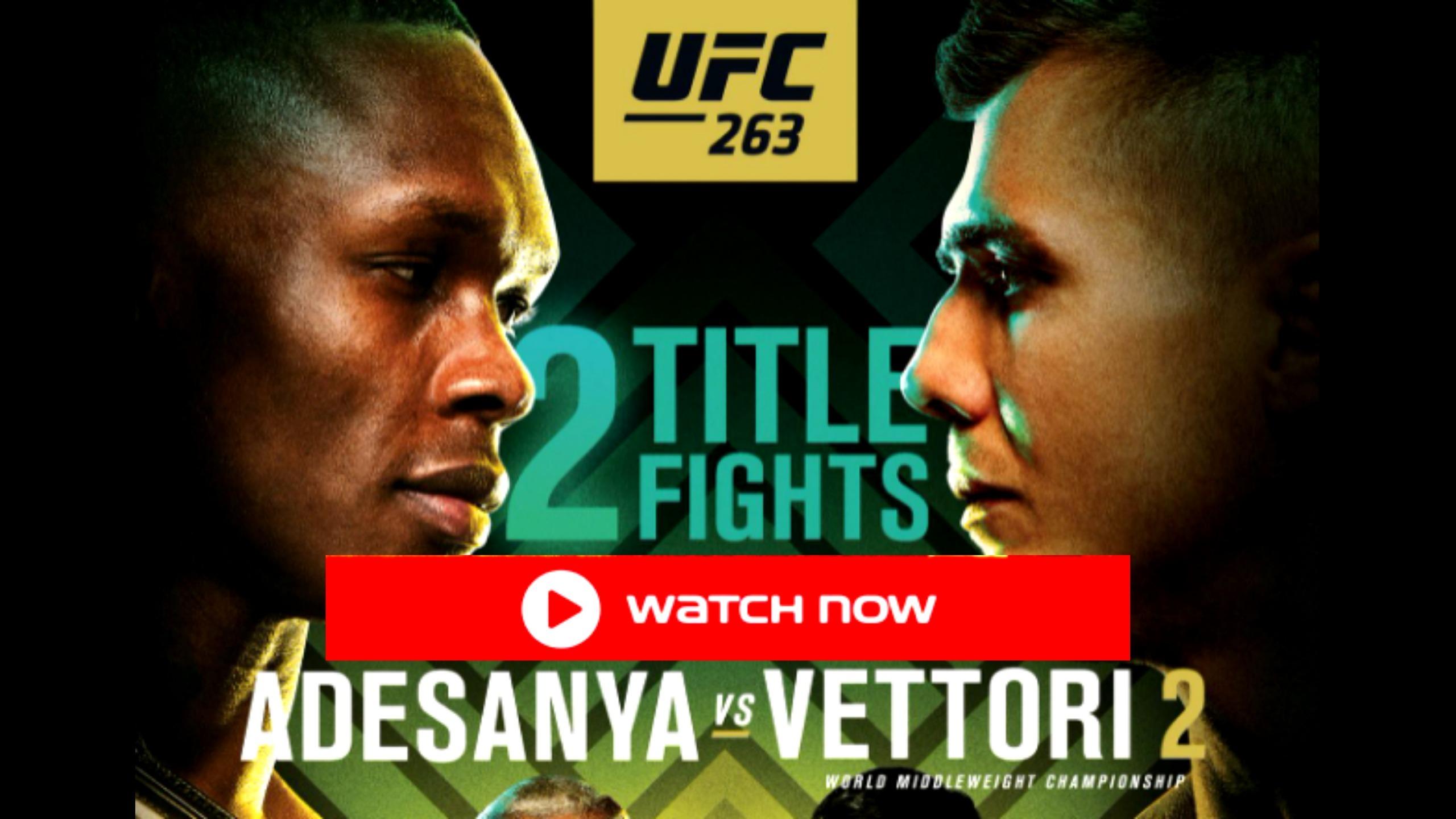 UFC 263 Live Stream Free (@ufc263livestreamfree) Cover Image