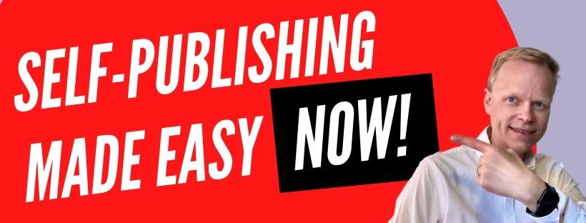 Self-Publishing Made Easy Now (@selfpublishingmadeeasynow) Cover Image