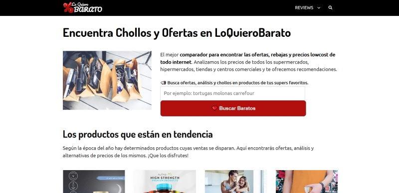 LoQuiero Barato (@loquierobar) Cover Image