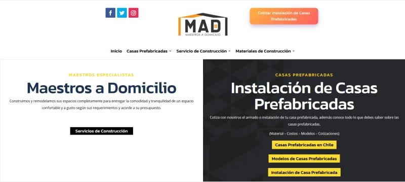 Maestros A Domicilio (@maestrosdom) Cover Image