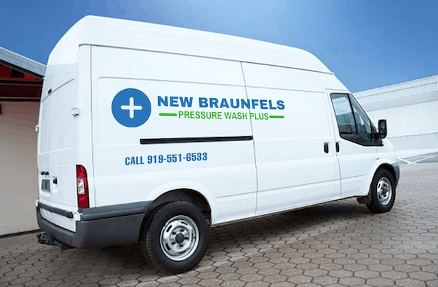 New Braunfels Pressure Wash Plus (@newbraunfelstx) Cover Image