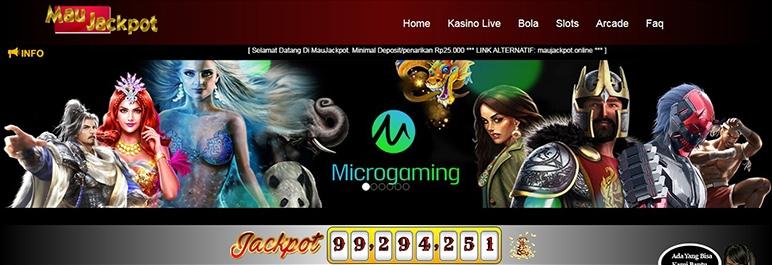 MauJackpot Slot QQ Online (@slotqqonline) Cover Image