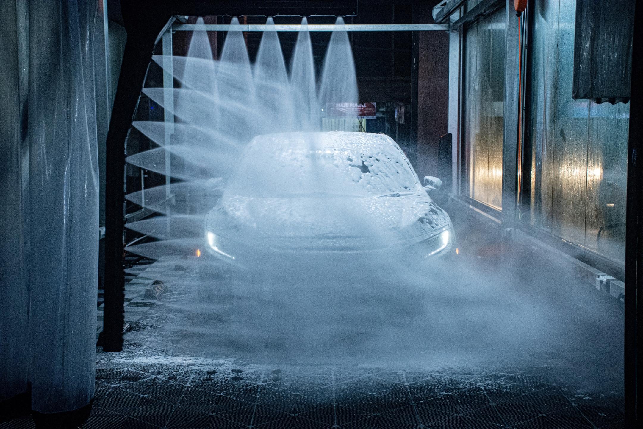 Top Gear Car Wash (@topcar_wash) Cover Image