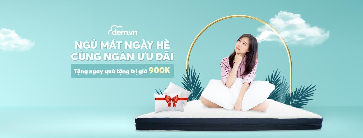 Dem.vn: Mua Đệm Chăn Ga Gối Online - Nệm Chính Hãn (@demvn) Cover Image
