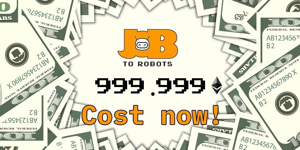 JobToRobots (@jobtorobots) Cover Image