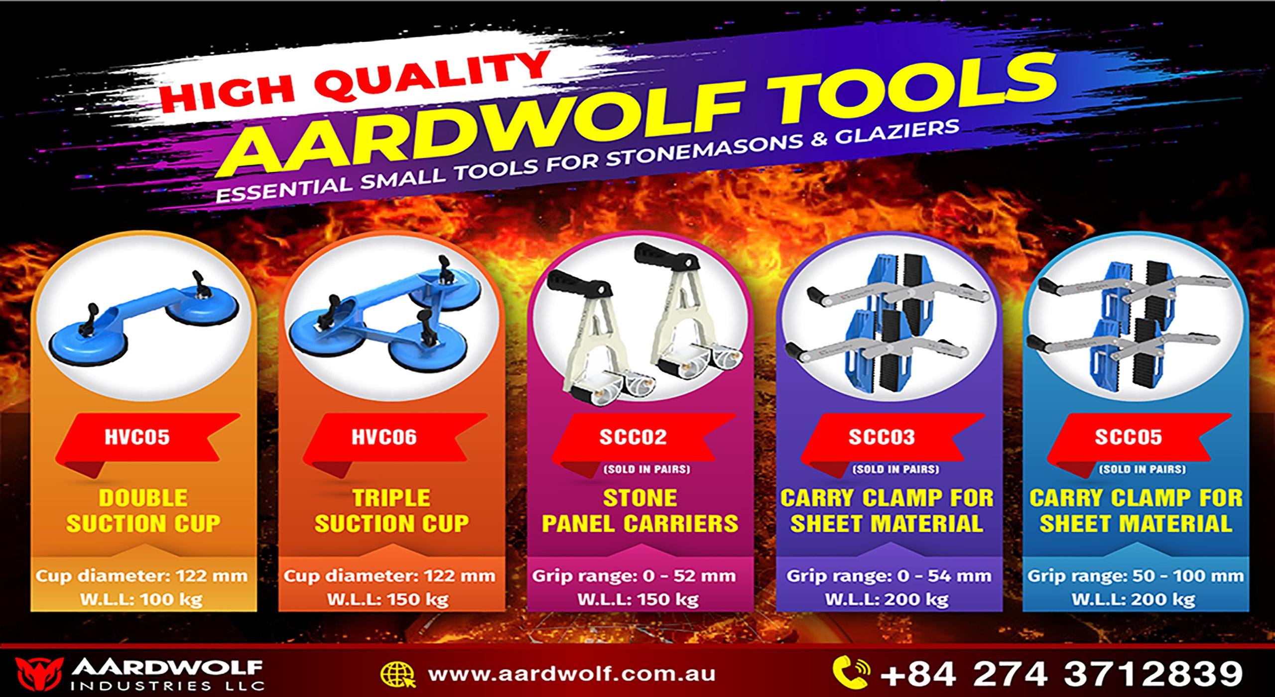 Aardwolf (@aardwolf) Cover Image