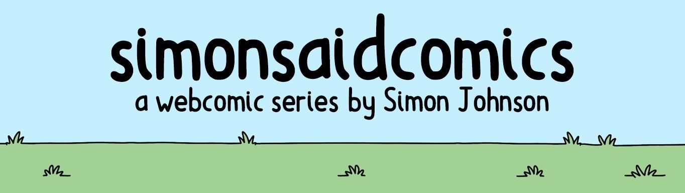 Simon Johnson (@simonsaidcomics) Cover Image
