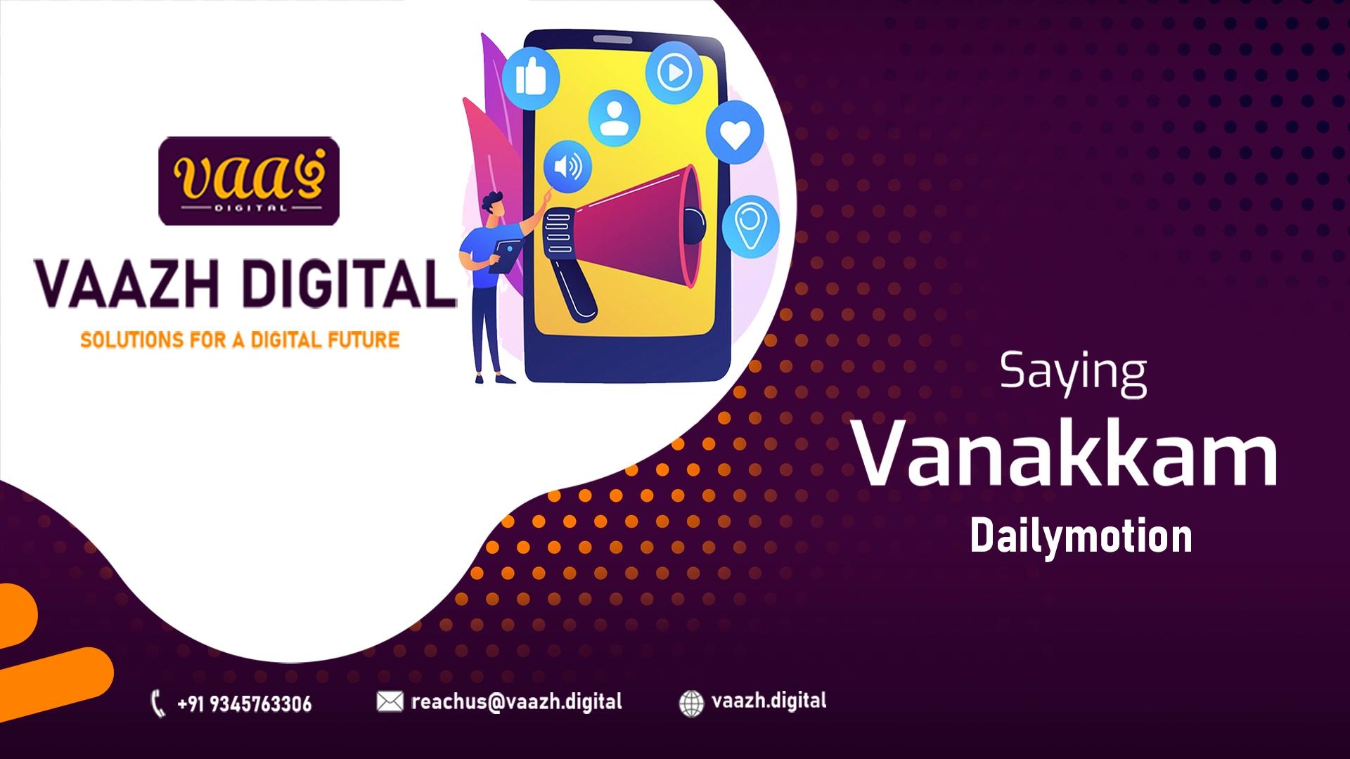 Vaazh Digital (@vaazhdigital) Cover Image
