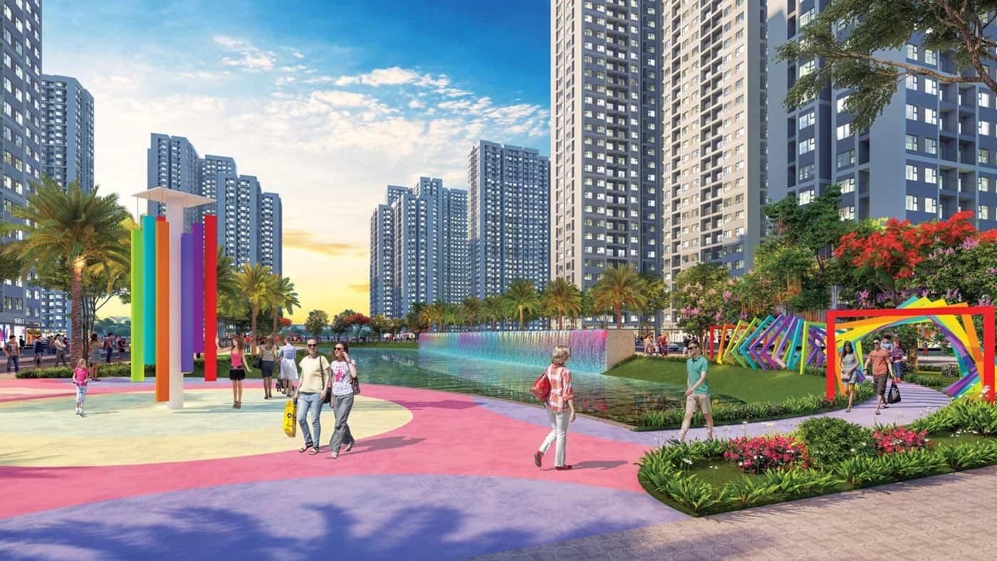 The Rainbow Vinhomes Grand Park (@therainbowvinhomes) Cover Image