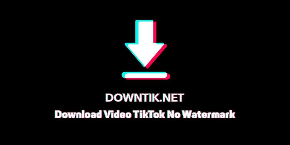 DownTik TikTok Downloader (@downtik) Cover Image