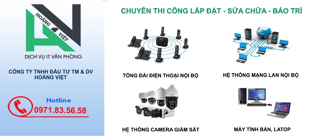 Thi công mạng Hoàng Việt  (@thicongmanghoangviet) Cover Image