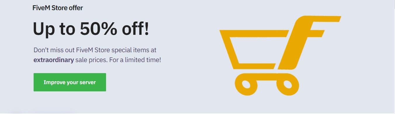 FiveM Store (@fivemstore) Cover Image