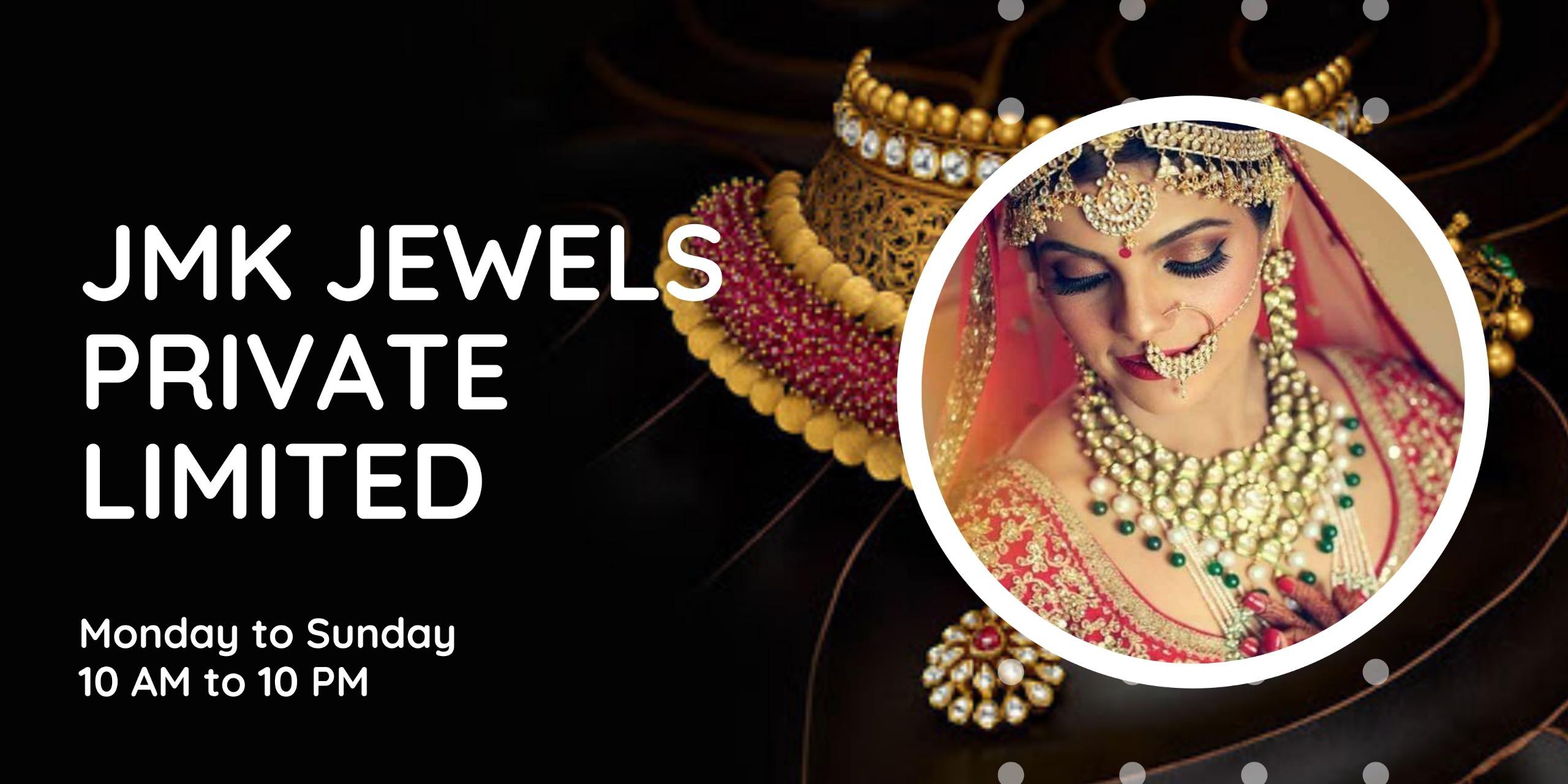 M/s JMK Jewels Pvt. Ltd (@jmkjewels) Cover Image