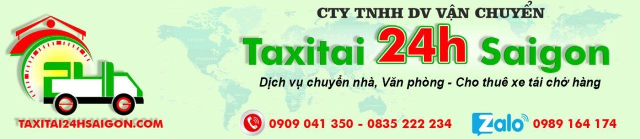 Taxi Tải 24h Sài Gòn (@taxitai24h) Cover Image