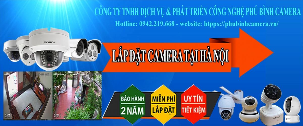 Phú Bình camera (@phubinhcamera668) Cover Image