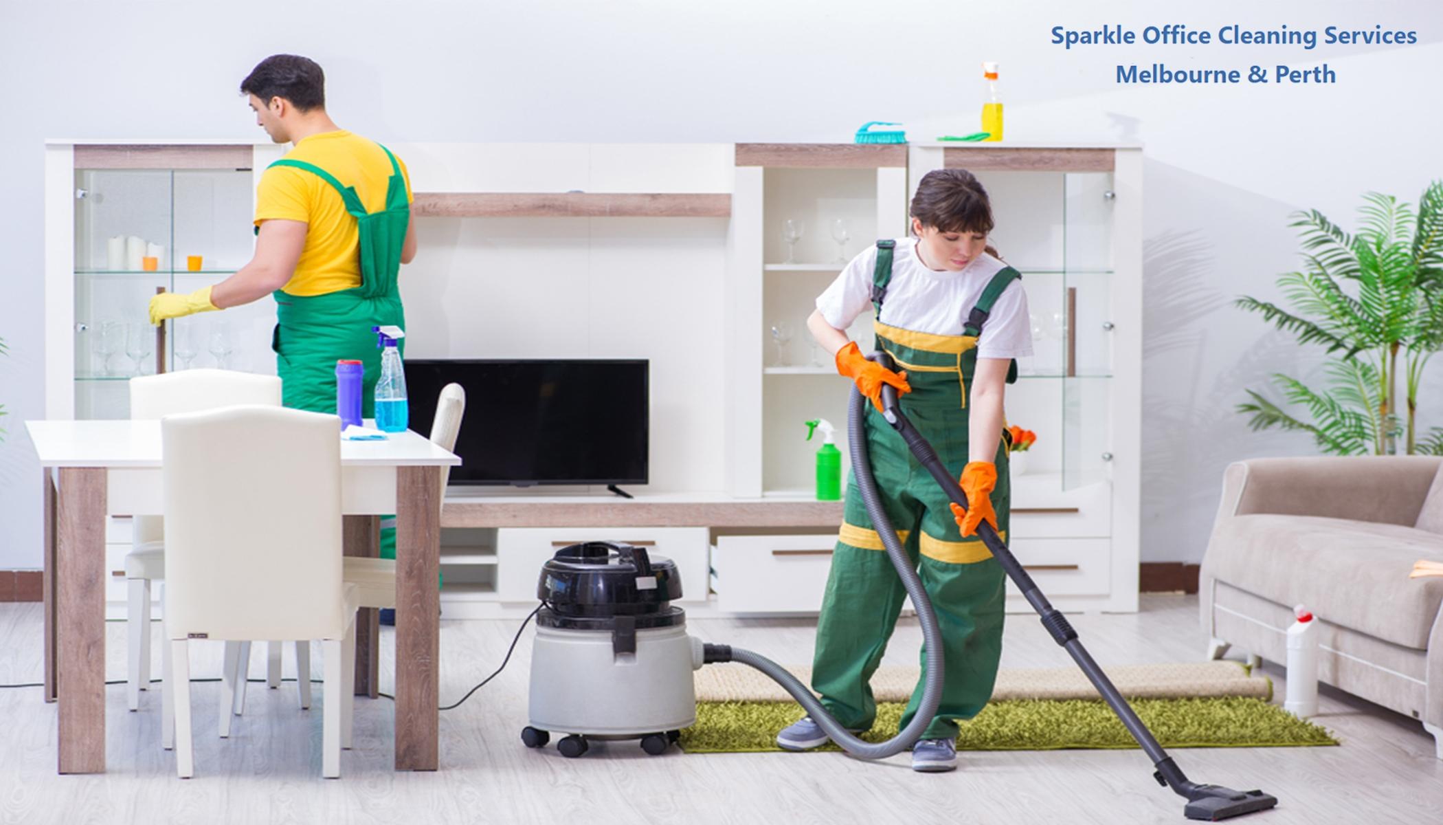 Sparkle Office Cleaning Services Melbourne (@sparkleofficeinmelbourne) Cover Image